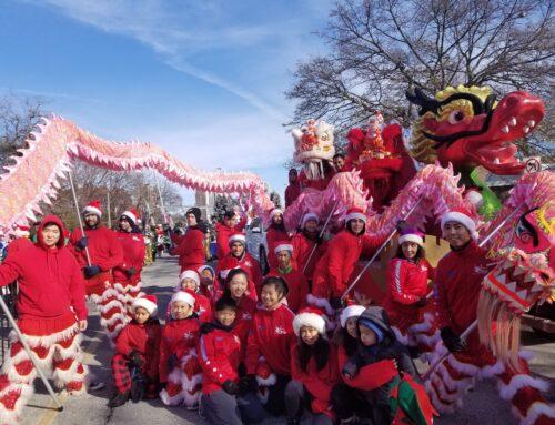 Terrific Santa Claus Parades 2019