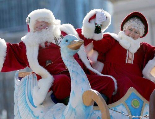 Santa Claus Parades 2019 – Nov.16-17th
